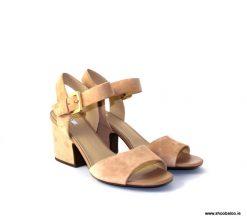 Geox Marilyse sandal in nude
