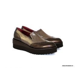 Marco Moreo bronze loafer