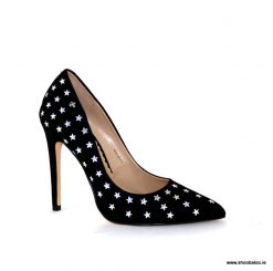 Bourbon By Amy Huberman Palm Beach in Starry black
