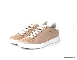 Geox Jaysen trainer in rose gold