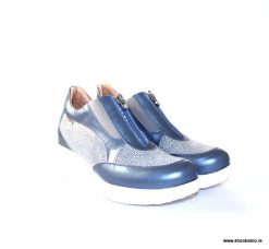 Marco Moreo zip Mover in blue