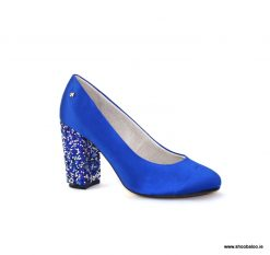 Bourbon by Amy Huberman Juno in Electric blue