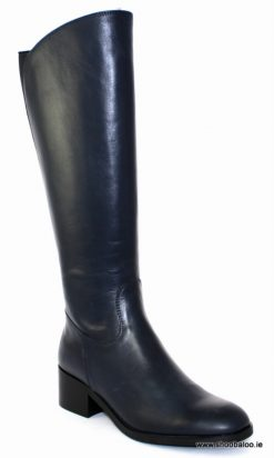 Pinto di Blu long navy boot