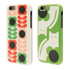 Cat & Flower Stem iPhone 6 Twin Pack